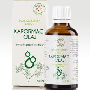 Bálint Cseppek kapormagolaj 100% – 50 ml