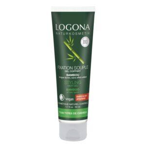 Logona Bambusz hajformázó  gél – 50ml