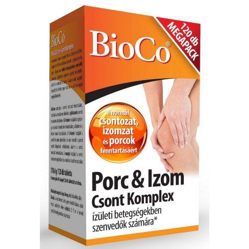 BioCo Porc & Izület MegaPack tabletta - 120db