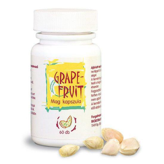 Bioextra Grapefruit mag kapszula – 60db