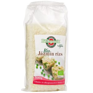 Biorganik BIO jázmin rizs – 500g