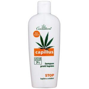 Cannaderm Capillus sampon korpásodás ellen – 150ml