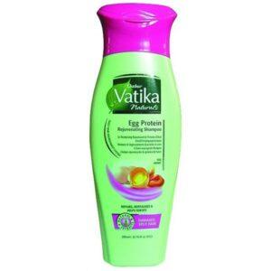 Dabur Vatika Naturals Egg Protein fiatalító sampon – 200ml
