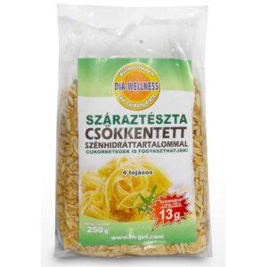 Dia-wellness száraztészta rizsszem – 250g