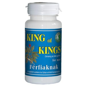 Dr. Chen King of King férfi kapszula - 50db