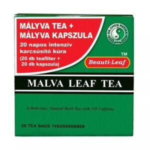 Dr. Chen Mályva tea + Mályva kapszula - 20+20db