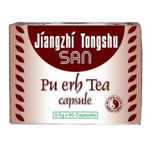 Dr. Chen Pu Erh tea kapszula - 80db