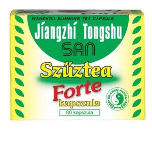 Dr. Chen Szűztea Forte kapszula - 80db