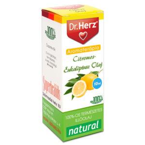 Dr. Herz citromos-eukaliptusz illóolaj - 10ml