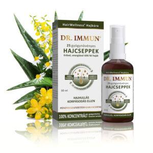 Dr. Immun 25 gyógynövényes hajcseppek - 50ml