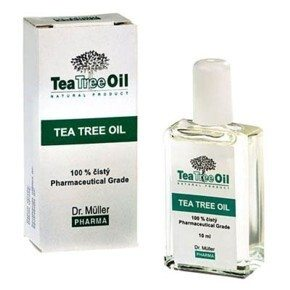 Dr. Müller Tea Tree Oil teafa olaj – 10 ml
