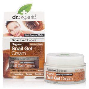 Dr. Organic Bioaktív csigagél arckrém – 50ml