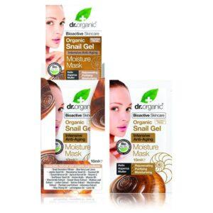 Dr. Organic Bioaktív csigagél hidratáló arcpakolás – 10ml