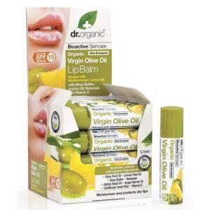 Dr. Organic bio Oliva ajakbalzsam – 5,7ml