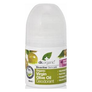 Dr. Organic bio olíva golyós dezodor - 50 ml