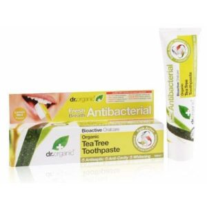 Dr. Organic bio teafa fogkrém -100ml