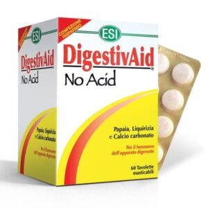 ESI No Acid-Stop tabletta - 60db