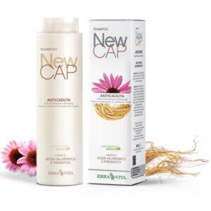 Erba Vita NEWCAP hajhullás elleni sampon - 250ml