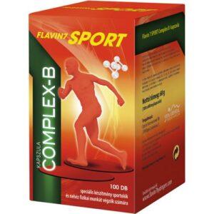Flavin7 Sport Complex-B kapszula – 100db