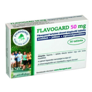 Flavogard 50mg tabletta – 30db