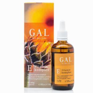 GAL E-vitamin komplex cseppek - 95ml