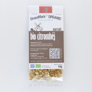 GreenMark bio citromhéj morzsolt – 10g
