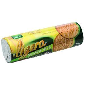 Gullón só- és cukormentes Ligeria keksz – 200 g