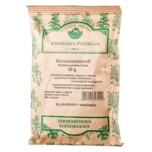Herbária borsmentalevél tea - 30g