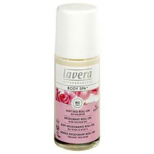 Lavera BODY SPA vadrózsa golyós dezodor - 50 ml