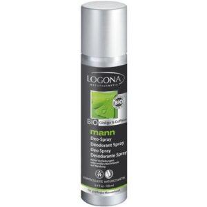 Logona mann deo spray – 100 ml