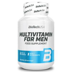 BioTech USA Multivitamin for Men tabletta - 60db