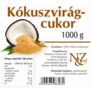 N&Z Kókuszvirágcukor – 1000g