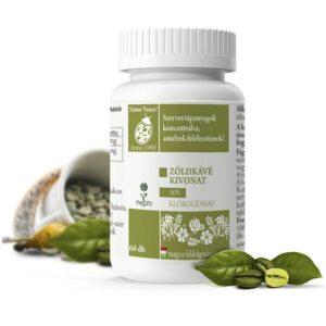 Natur Tanya Zöld kávé tabletta - 60 db
