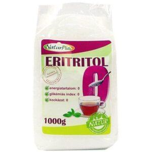 NaturPiac Eritrit – Eritritol – 1000g