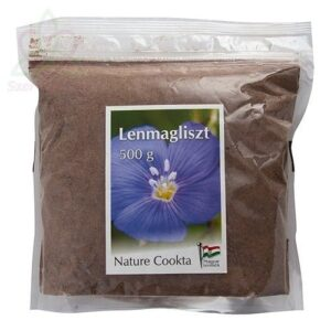 Nature Cookta lenmagliszt – 500g