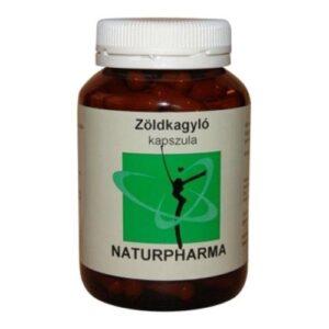 Naturpharma zöldkagyló kapszula – 60 db