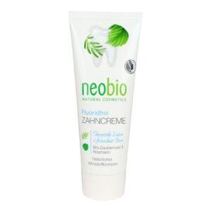 Neobio fluoridmentes fogkrém – 75ml