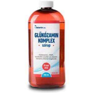 kondroitin és glükozamin normája