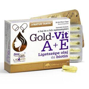 Olimp Labs A-vitamin + E-vitamin + Ligetszépe olaj - 30 db