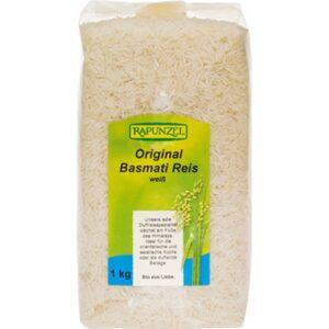 Rapunzel BIO Basmati rizs, fehér – 500g
