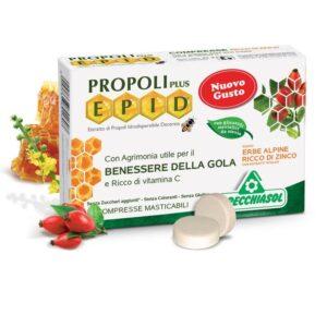 Specchiasol EPID Propolisz+Cink szopogatós tabletta Mézes-mentás ízben - 20db