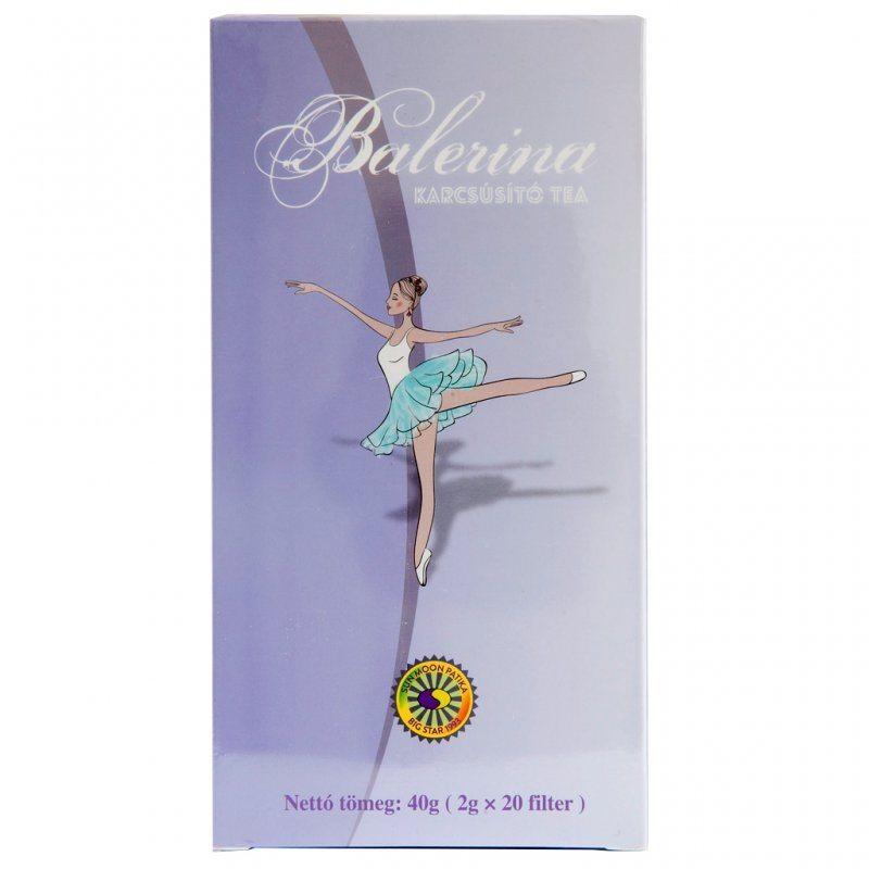 Ballerina Tea előnyei és mellékhatásai