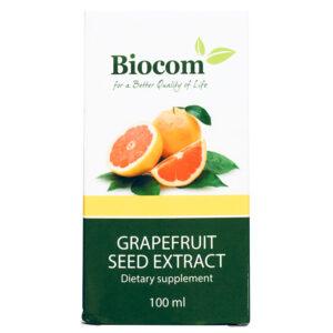 Biocom Grapefruit Seed Extract - 100ml