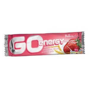 BioTech USA GO Energy eper-joghurt – 40 g