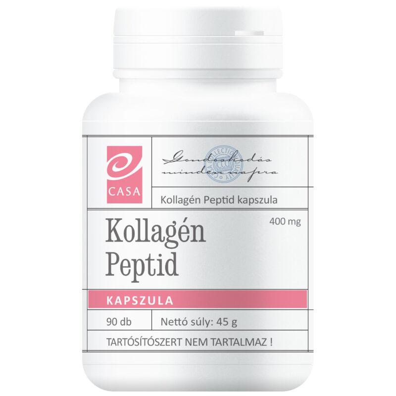 ii típusú kollagén peptid