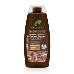Dr. Organic Bio kakaóvaj krémtusfürdő – 250ml