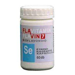 Flavin7 Flavitamin Szelén kapszula – 60 db