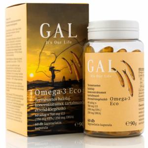 GAL Omega-3 Eco kapszula – 60db