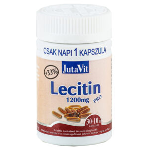Jutavit Lecitin kapszula - 30+10db