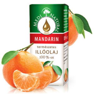 Medinatural illóolaj mandarin - 10ml